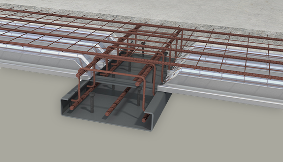 DEEP-DEK Composite Metal Deck | DIVERSAKORE